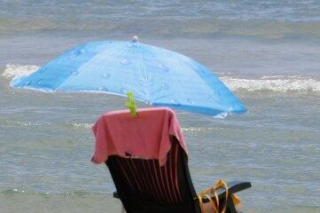 Zu Ostern einen Abstecher an den Strand machen? Hiesige Reisebüros verzeichnen derzeit nur vereinzelt Anfragen.