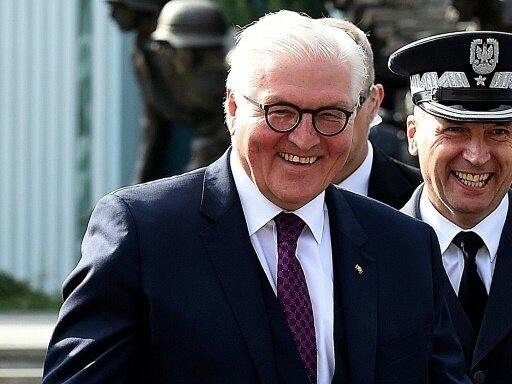 Bundespräsident Steinmeier eröffnet Kieler Woche