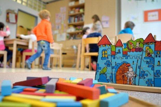 Corona-Lage in Chemnitz: Ab Montag Notbetreuung in den Kitas und Horten