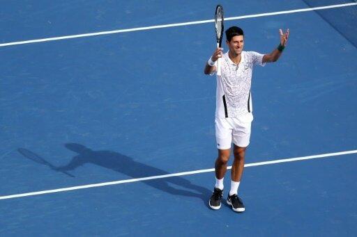 Novak Djokovic steht im Finale von Cincinnati