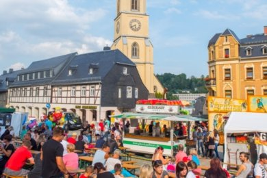 In diesem Sommer wird es kein Altstadtfest in Stollberg geben.