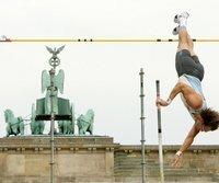Definitiv kein Start in Berlin: Tim Lobinger