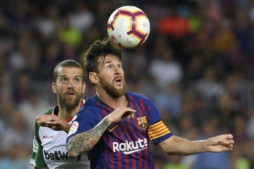 Barcelona trifft spät, aber siegt deutlich