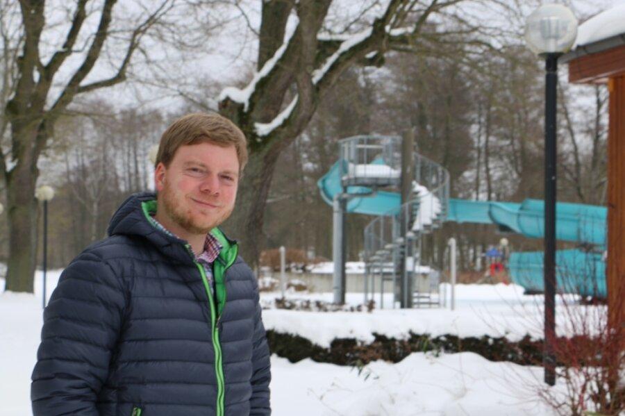 Winterschlaf wie das Freibad Pausa konnte sich Bürgermeister Michael Pohl in den zurückliegenden Wochen nicht leisten. Denn in Pausa-Mühltroff wird es auch in diesem Jahr Herausforderungen geben.