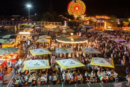 In den Vorjahren zog das mehrtägige Fest regelmäßig tausende Gäste auf das Gelände der Brauerei.