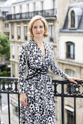 Sophie Villard ist die Autorin des neuen Fortsetzungsromans.