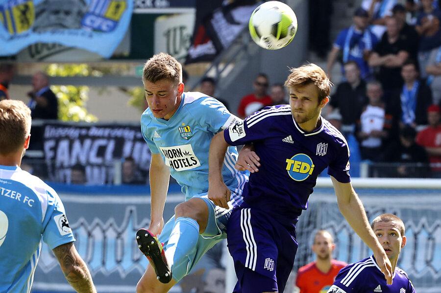Der CFC trennte sich am Samstag torlos vom VfL Osnabrück.