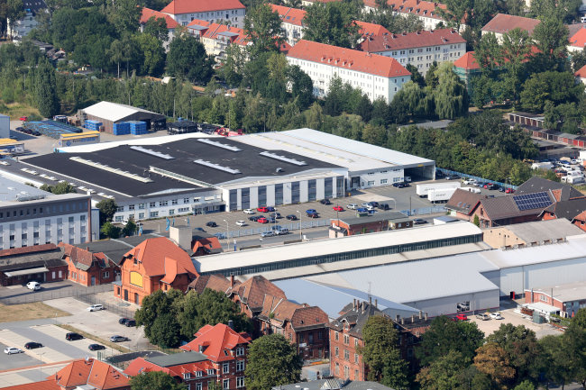 Der Standort von Adient in Zwickau lässt keinen Platz für Erweiterungen.