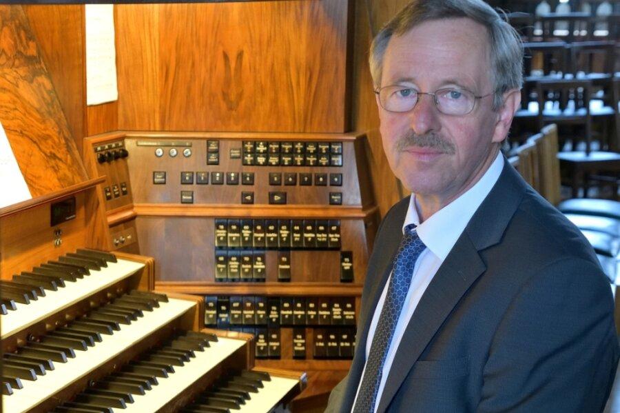 Orgelkonzert im Zwickauer Dom