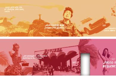 Viel Pink und Orange, ohne die Betroffenheitskeule zu schwingen. So sollen die Sehnsüchte der Frauen eingefangen und die Besucher auf einer emotionalen Ebene abgeholt werden. Eine Idee der Leipziger Agentur Kocmoc. Ob dies wirklich in der künftigen Gedenkstätte umgesetzt wird, ist aber noch offen.