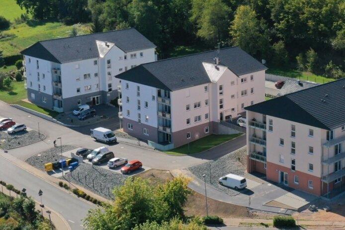 DRK-Kreisverband weiht neuen Wohnpark in Neukirchen ein