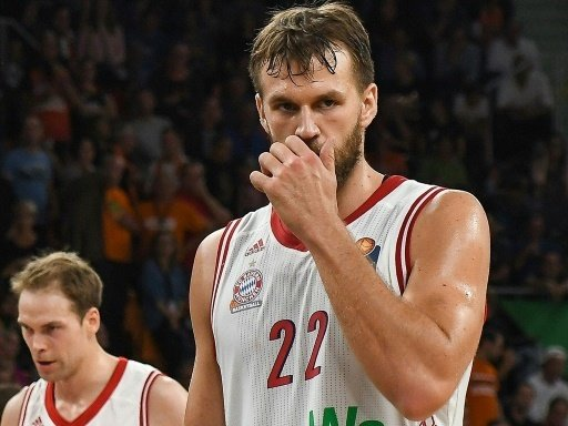EuroLeague: Der Einsatz von Danilo Barthel ist fraglich