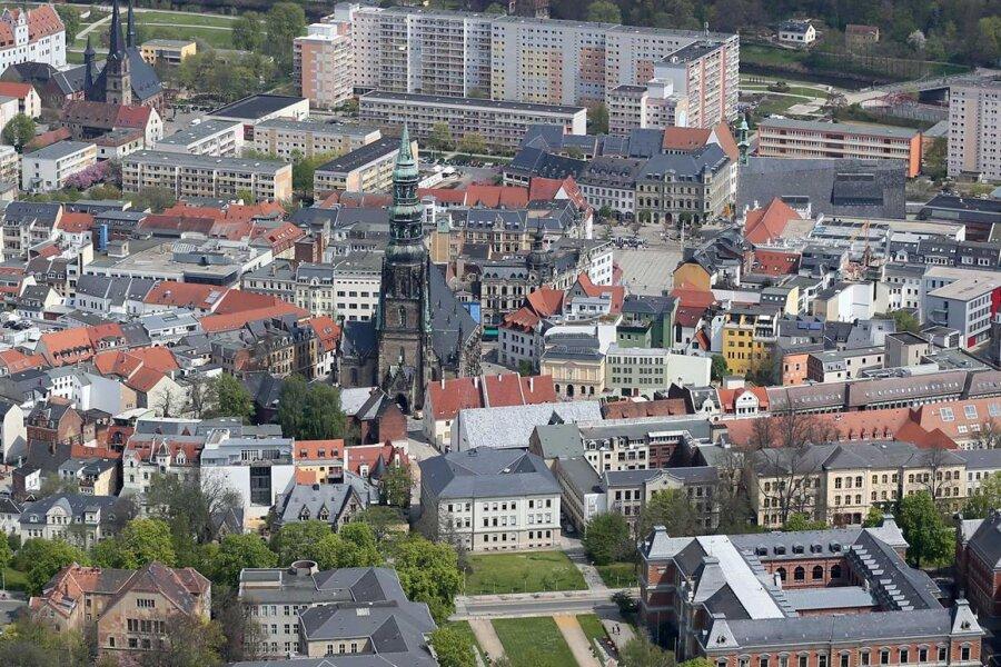 Gute Noten für Einkaufsstadt Zwickau