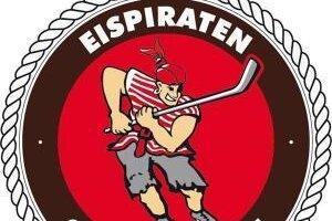 Eispiraten Crimmitschau feiern Sieg gegen Bayreuth Tigers