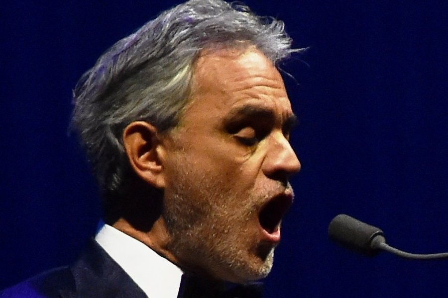 Andrea Bocelli - Sänger