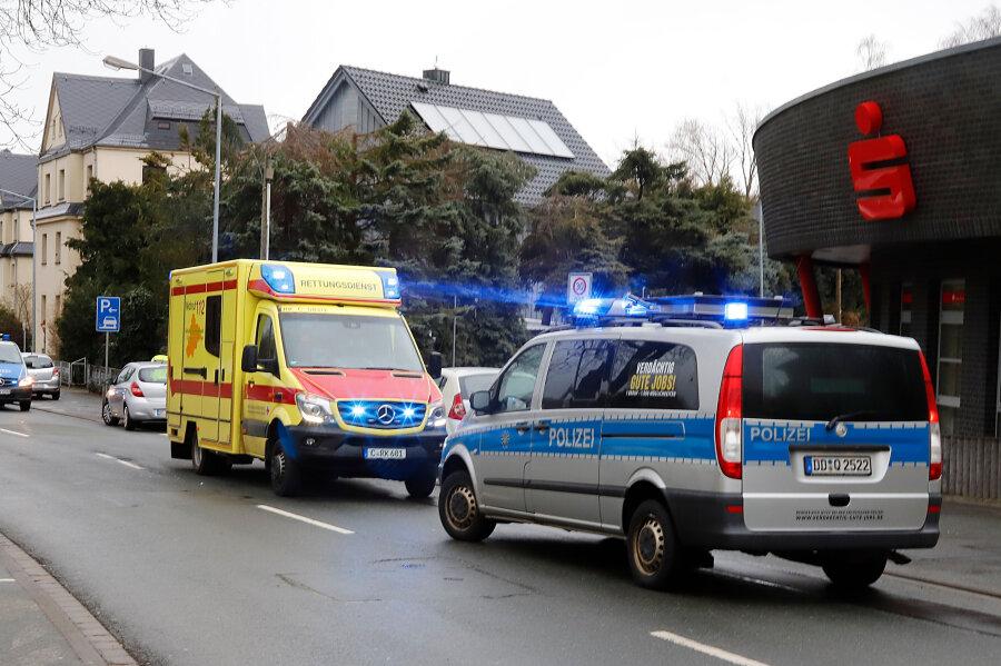 Fußgängerin bei Unfall schwer verletzt