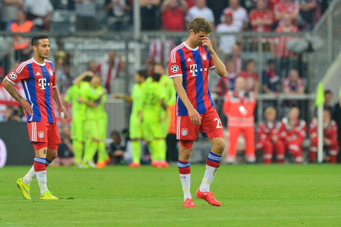 Bayern bezwingt Barcelona und verpasst dennoch das Finale