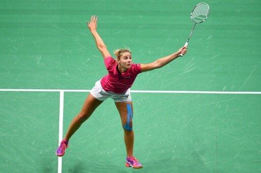 WM-Aus: Fabienne Deprez verliert gegen Akane Yamaguchi