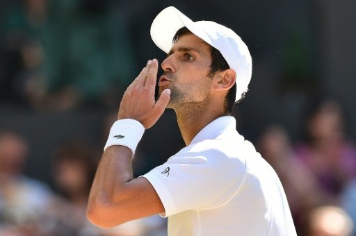 Novak Djokovic besiegt Anderson und holt Wimbledon-Titel