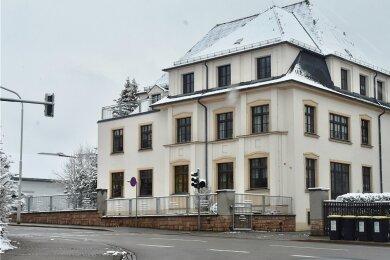Im Kinder- und Jugendheim in Limbach-Oberfrohna an der Burgstädter Straße wohnen zurzeit 16 Kinder und Jugendliche.