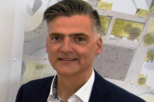 Olaf Schlott - Bürgermeister von Bad Elster