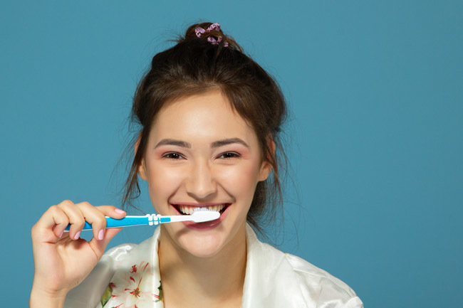 Zahnpflege mit Dr.BEST: einfach sauber und grün.