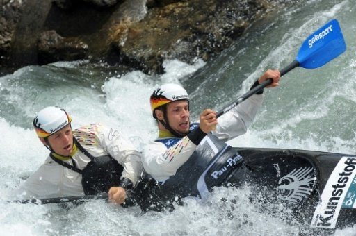 EM: Behling (r.) und Becker (l.) gewinnen Silber