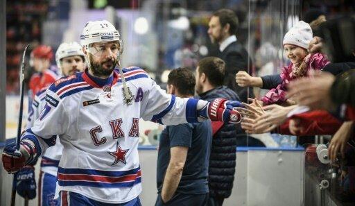 Ilja Kowaltschuk spielte zuletzt in Sankt Petersburg