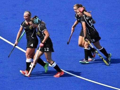 WM in London: Hockey-Frauen verpassen Halbfinale