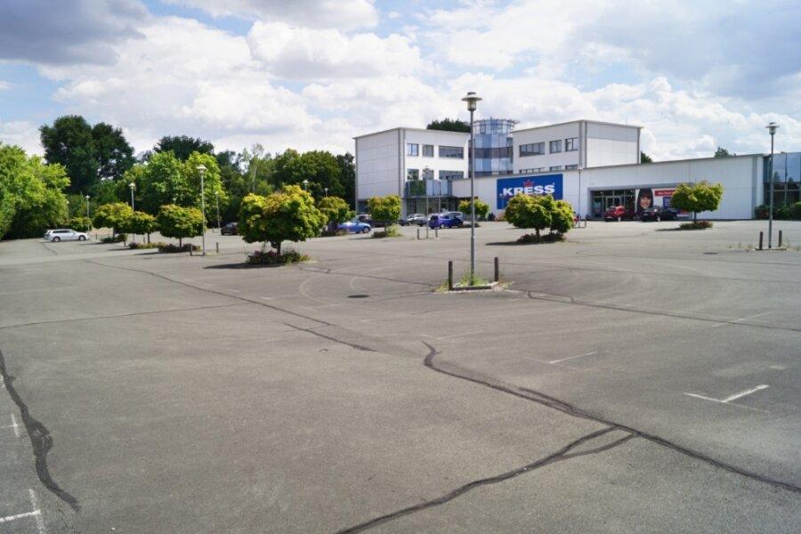 Platz wäre genug für das geplante Gewerbegebiet an der Reichenbacher Straße.