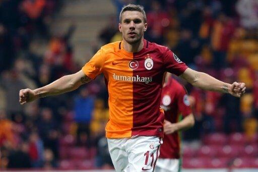 Podolski hat einen traumhaften Start gefeiert