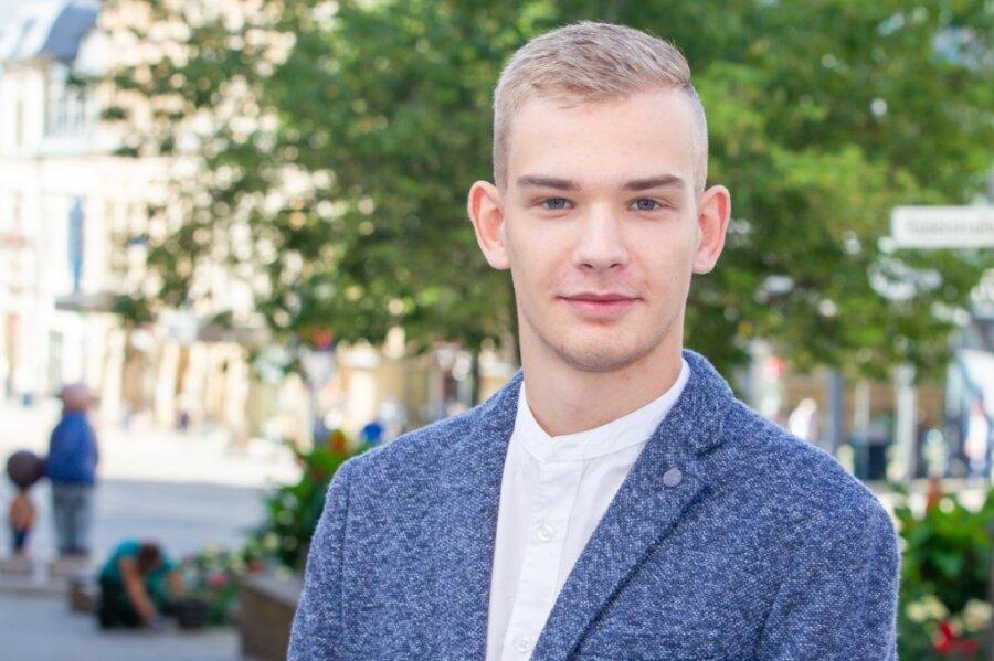 Lukas Wandtke will die 32 Mitglieder zählende Junge Union umkrempeln, sie aber zuvor wieder sichtbar machen.
