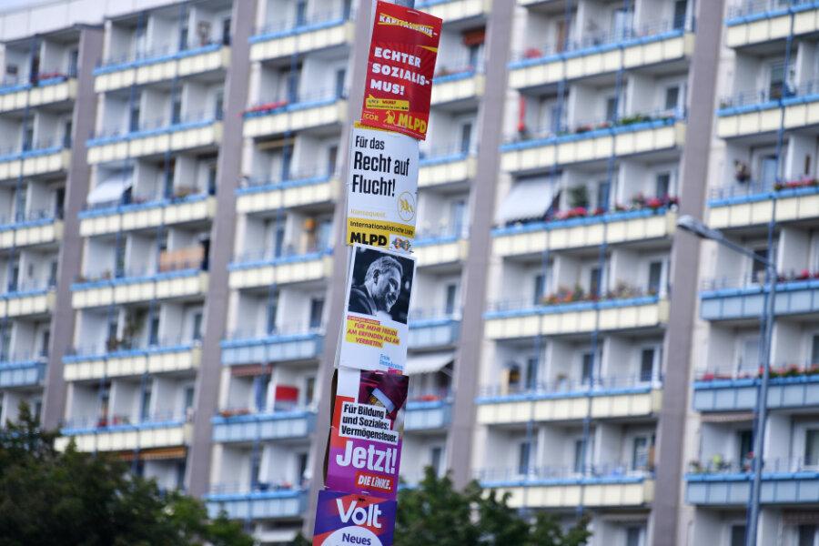"""Kleinstparteien vor der Bundestagswahl: """"0,5 Prozent sind unser Ziel!"""""""