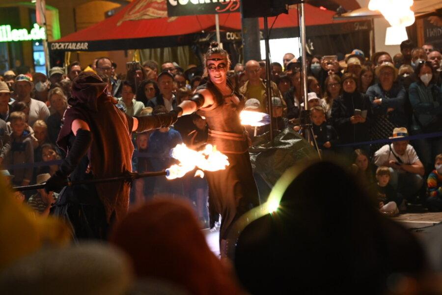 40.000 Besucher bei Chemnitzer Hutfestival