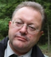 Ingo Reinhold - Leiter des Forstbezirkes Marienberg
