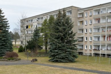 Die alte Grünfläche im nördlichen Brand-Erbisdorfer Goldbachtal mit dem ehemaligen Märchenbrunnen ist im Visier der Stadt. Derzeit entsteht ein Konzept für das künftige Aussehen einer Parkanlage.