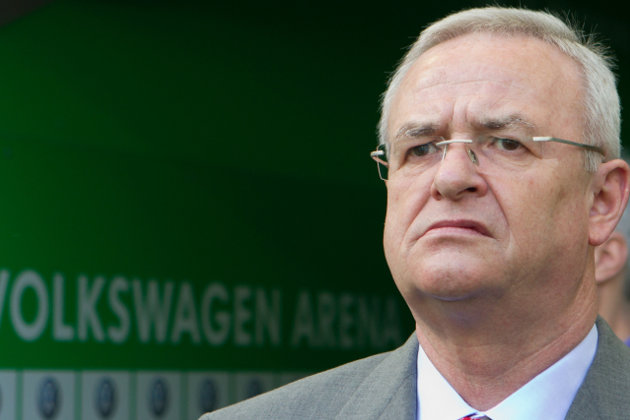 VW-Chef Winterkorn tritt zurück - Konzern setzt Sonderausschuss ein