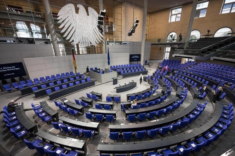 Diese Vertreter ziehen für Sachsen in den Bundestag ein