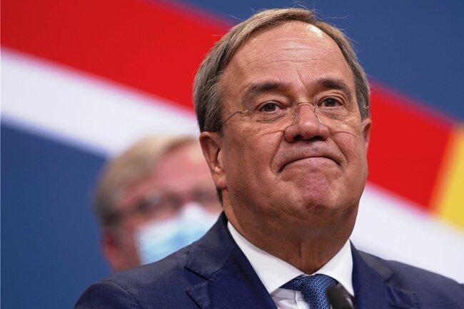 Mit Kanzlerkandidat Armin Laschet hat die Union bei der Bundestagswahl das schlechteste Ergebnis ihrer Geschichte eingefahren.