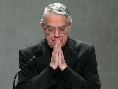 «Ostern sollten wir einen neuen Papst haben, das ist die Vorhersage, die wir jetzt machen können», sagte Pressesprecher Lombardi.