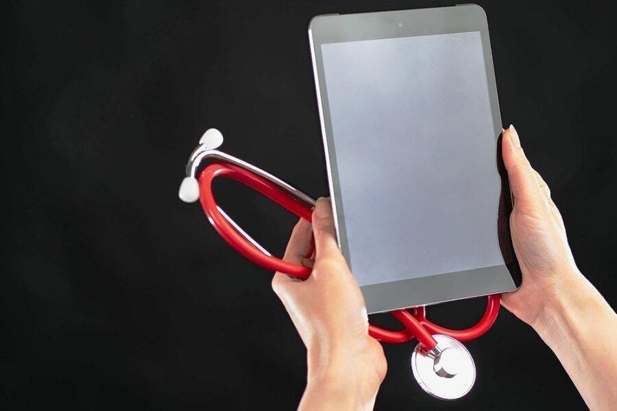 So haben Ärzte künftig alle Patientendaten auf einen Blick - oder auch nicht, wenn die Patienten ihnen den Zugriff auf die elektronische Akte verwehren.