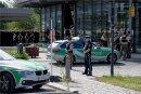 Großeinsatz nach der Schießerei in einem Münchner S-Bahnhof. Jessica Lohse aus Brand-Erbisdorf wurde dabei schwer verletzt.