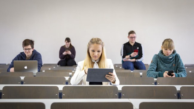 Studieren in Chemnitz.