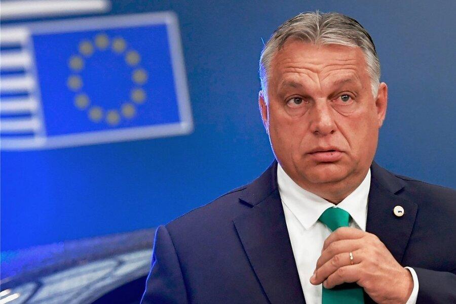 Die ungarische Regierungspartei von Ministerpräsident Viktor Orbán gehört wie 15 weitere Parteien zu der neuen Allianz.