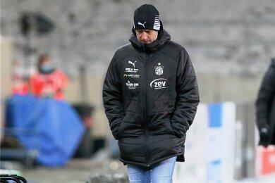 0:2 verlor der FSV Zwickau zum Leidwesen von Trainer Joe Enochs gegen den FC Ingolstadt.