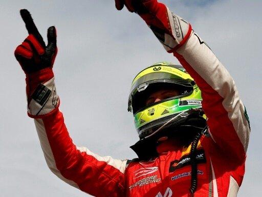 Mick Schumacher fährt am Sonntag auf Rang fünf