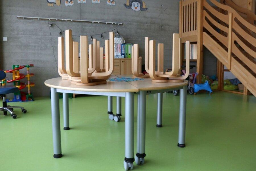 Die Stadtverwaltung hätte Eltern von Kita-Kindern auch im letzten Jahr vor der Einschulung gern wieder zur Kasse gebeten. Der Stadtrat hat entschieden, die erst 2018 eingeführte Beitragsfreiheit zunächst trotz klammer Kassen beizubehalten.