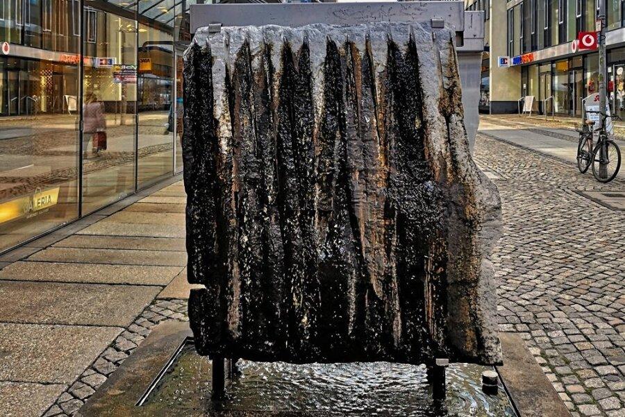 Werk der Woche: Weiches Wasser bricht den Stein