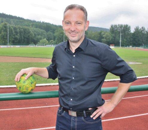 Wieder zurück auf der HVC-Trainerbank: Thomas Sandner.