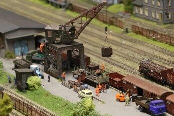 Modellbahnausstellung und Tauschbörse